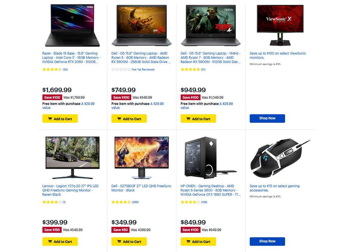 Cheap Ass Gamer On Twitter Pc Gaming Sale Via Best Buy Https T Co Xgnpvlvvtb