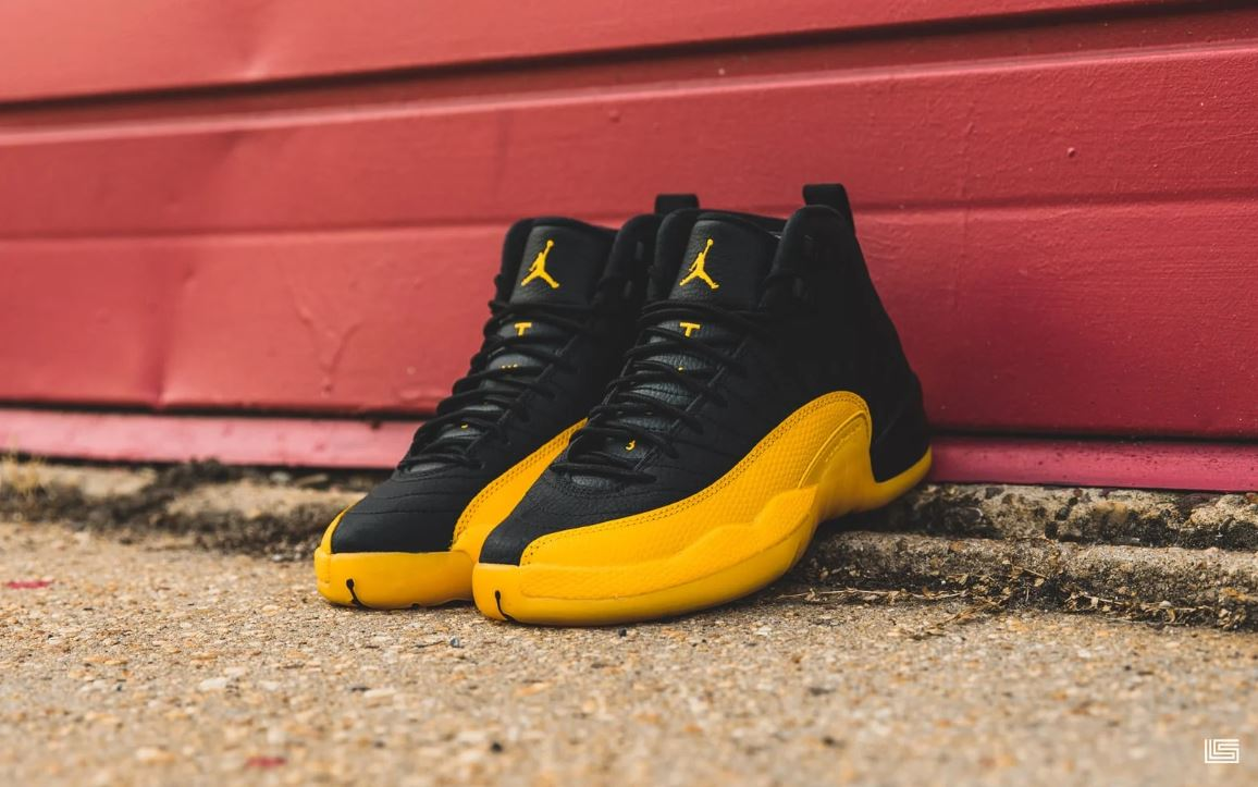 Sole Links On Twitter Ad Now Available Air Jordan 12 Retro University Gold Finish Line Https T Co Onqbsncppy Jd Sports Https T Co Emnhehuhnm Https T Co 5t6bsioo5u