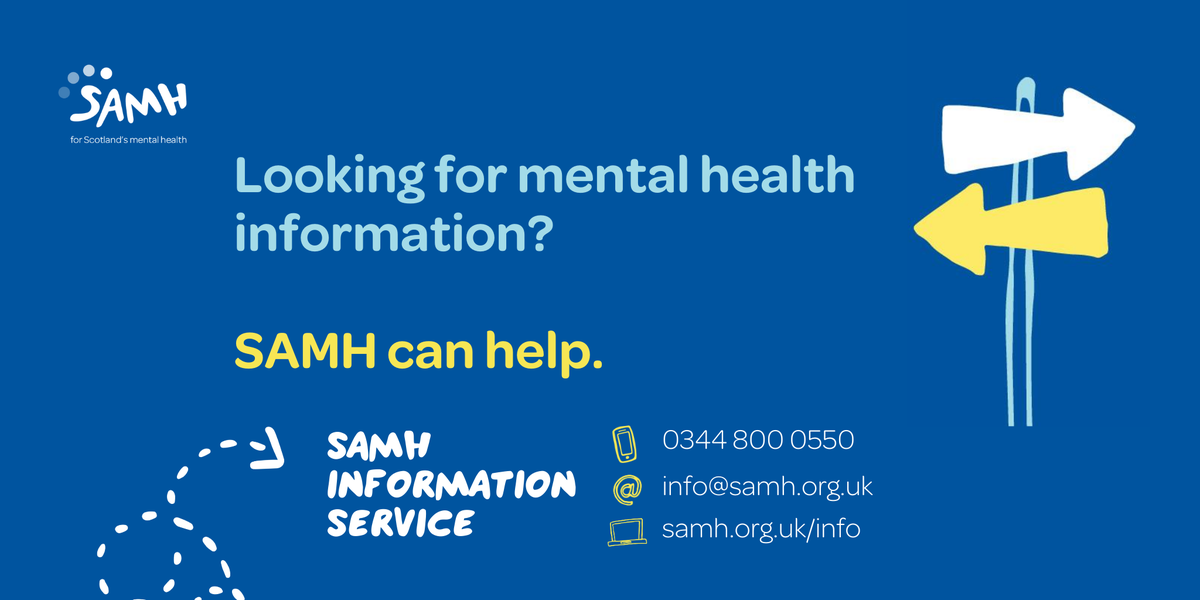 It's never been more important to look after your #mentalhealth and wellbeing.   If you're looking for #mentalhealthinformation or seeking support, we can help. Find out more: https://t.co/8DdKrhONSI https://t.co/b7xkFahTLR