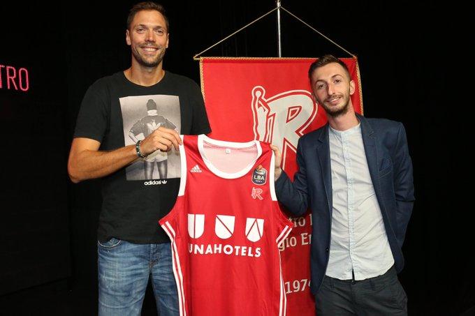 """Filippo Baldi Rossi si presenta: """"Io e la Pallacanestro Reggiana sulla stessa pagina"""""""