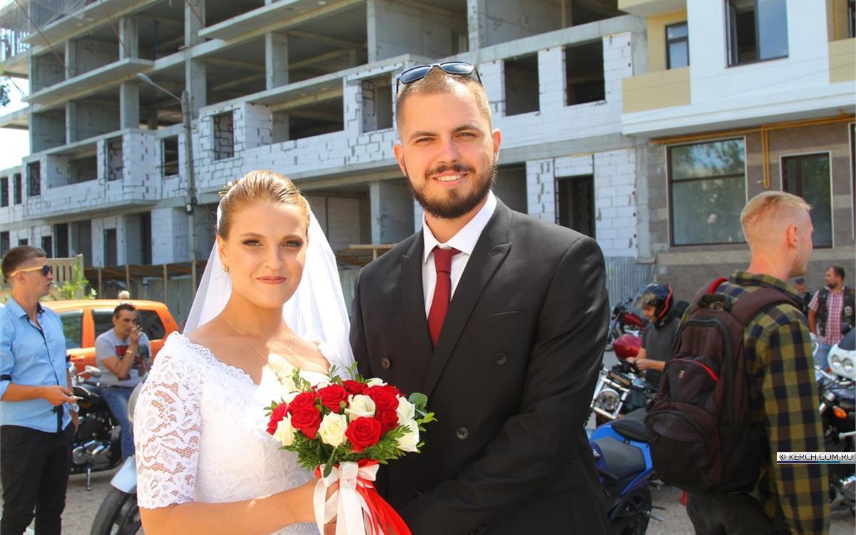 свадебное фото керчь игорь анна последнее время