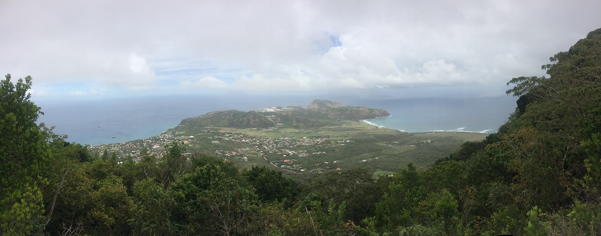 On Thursday of the 2nd week, we will be discussing vegetation across the island and the factors that affect their distribution.  And of course 'Can you see your home?' and more...  @DCNA #Statia #Panorama #TheQuill #forest #trees #erosion Photo source: https://t.co/QvVyGUEQEC https://t.co/KyUQEAWogh