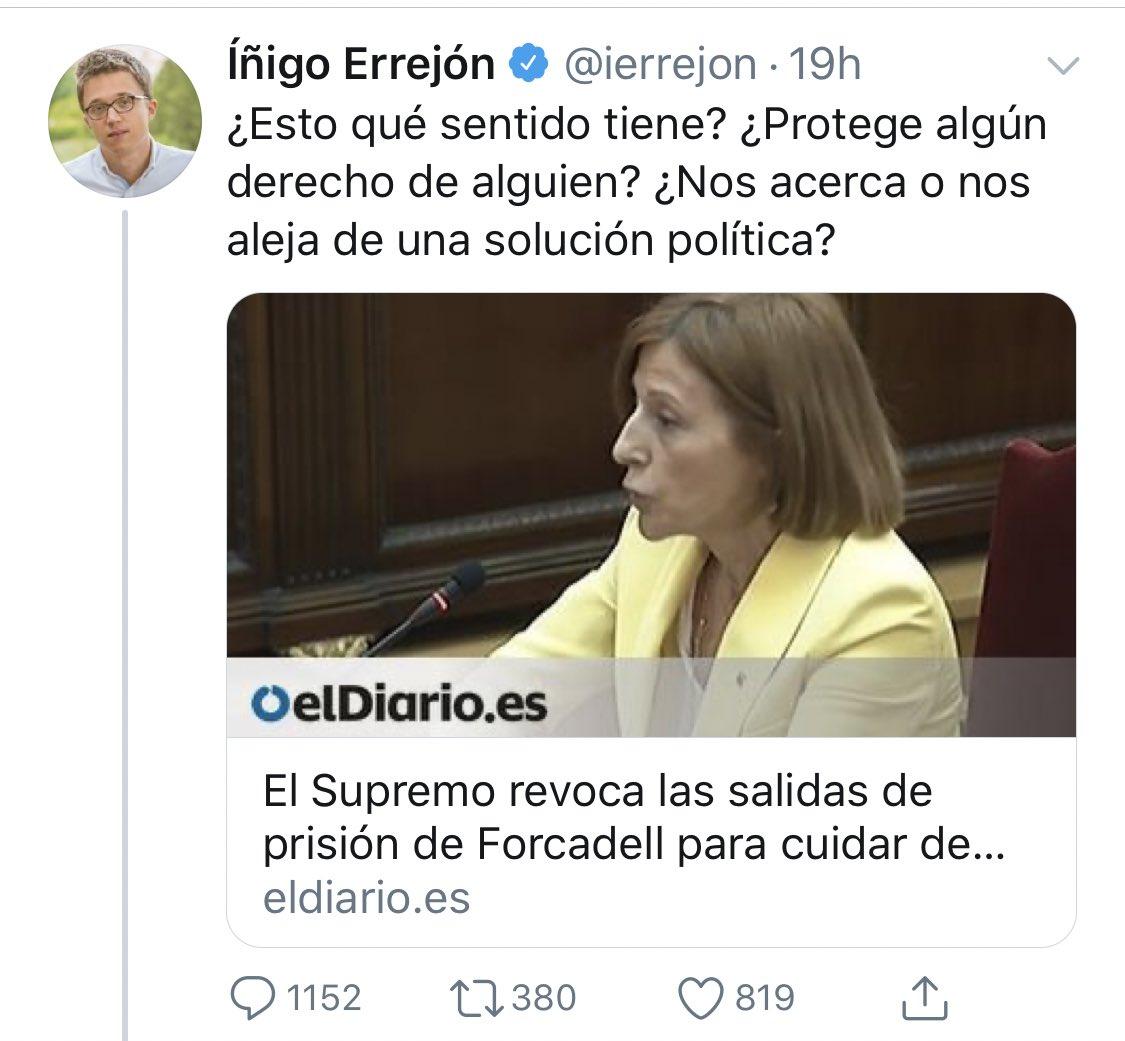 Zasca!!!!!!!!!! de @PrisionesEstado a @ierrejon https://t.co/IZYAR1Gyh7