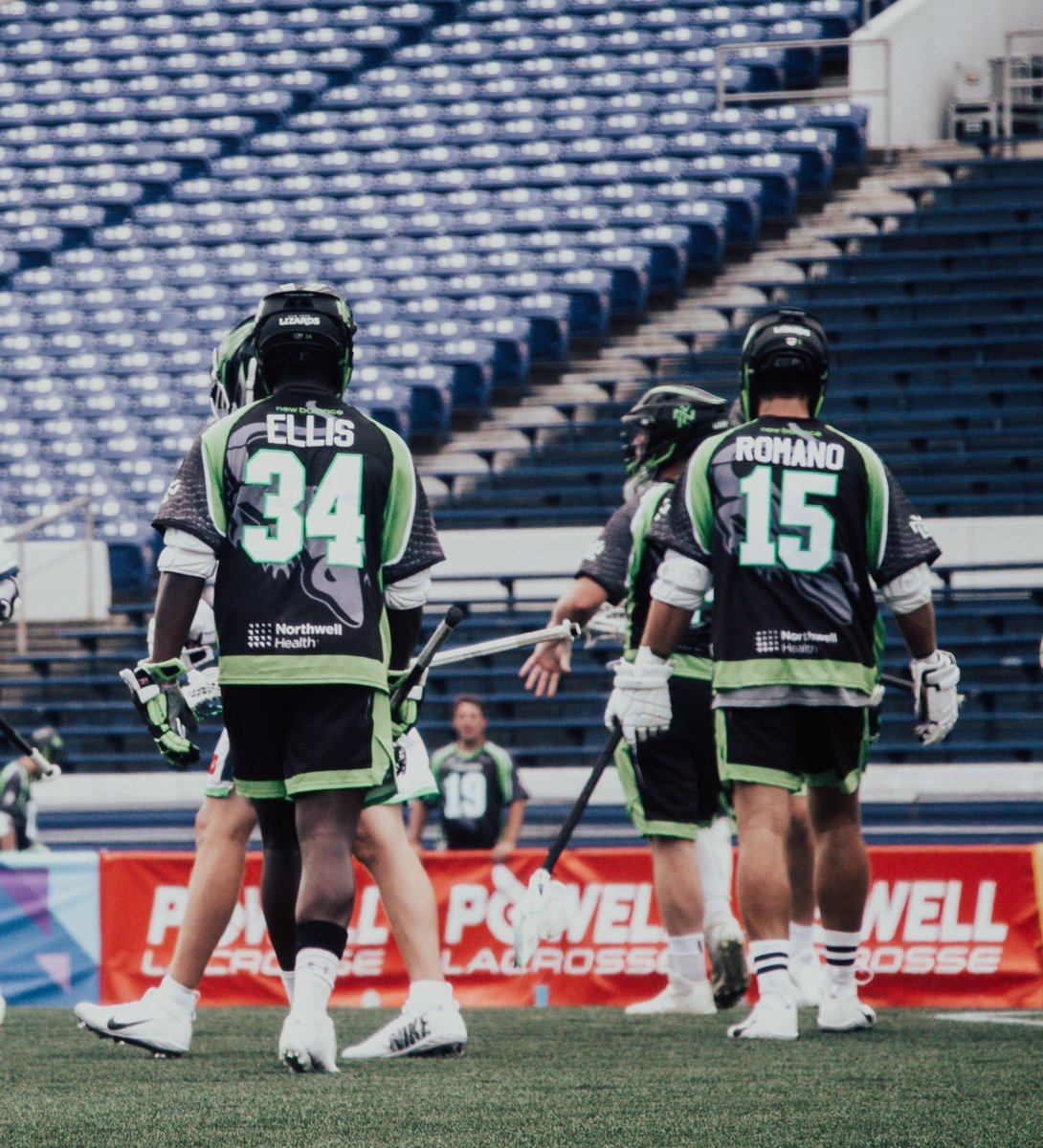 Mark Ellis and @theerealstevena concluded their 2020 @MLL_Lacrosse season yesterday. Both played in all five games for the @LizardsLacrosse, with Ellis scoring one goal and one assist and Romano scoring one goal. #RoarWithPride #HofstraFamily https://t.co/F7nojmeKSM
