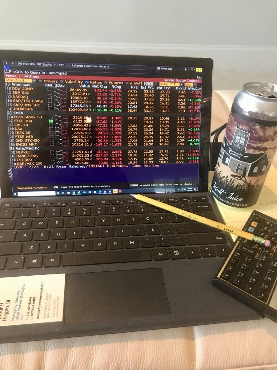 Pencils down / Beers up‼️ Happy Friday. https://t.co/WMJHc3OfAZ