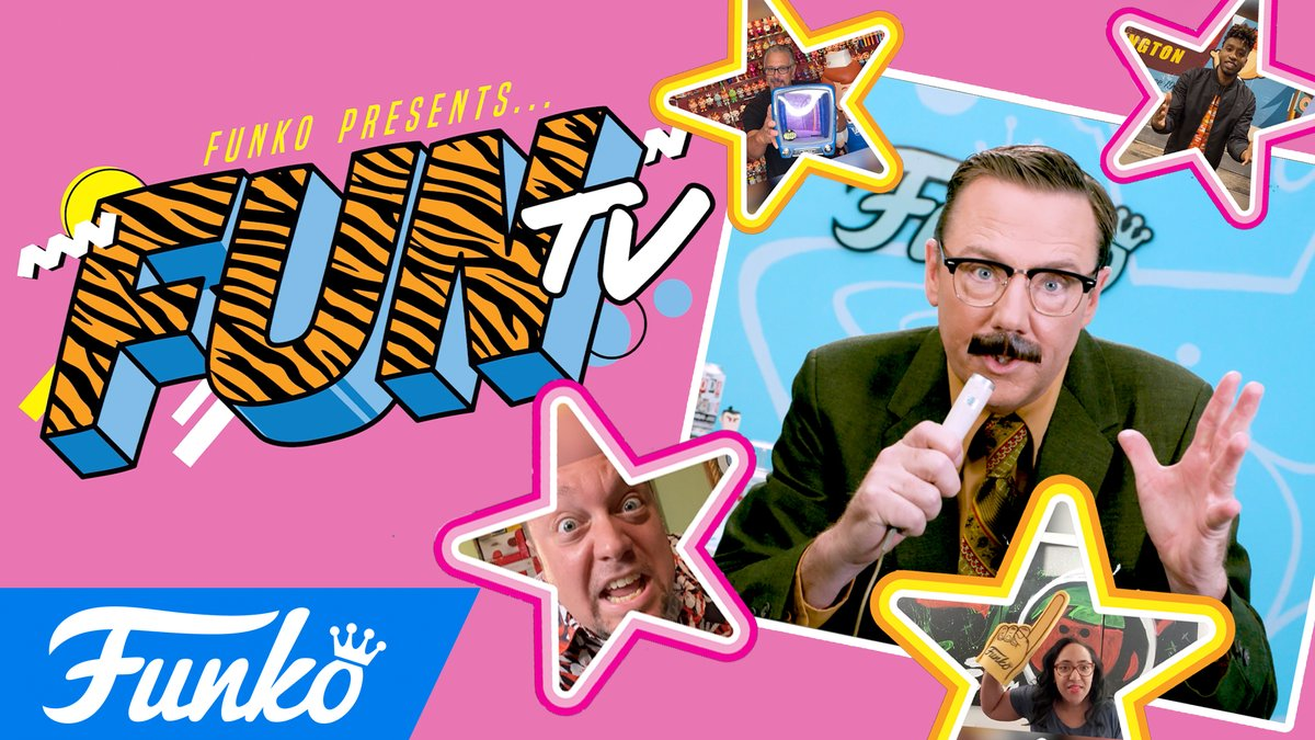 Funko Presents FunTV! youtu.be/vIIFmvwgQmk via @YouTube