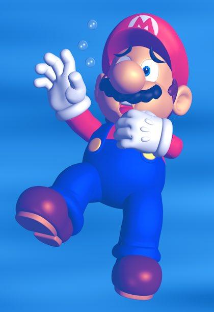 Sm64 Render96 On Twitter Mario Is Fucking Dead