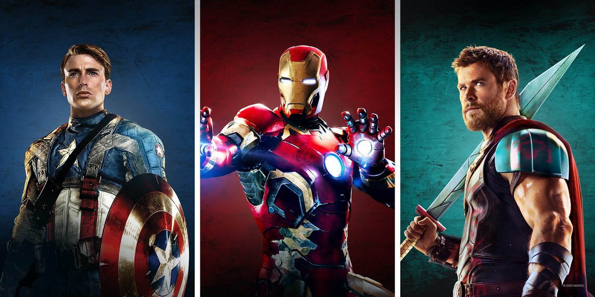 Trivia time! How well do you know these MCU heroes and their films?