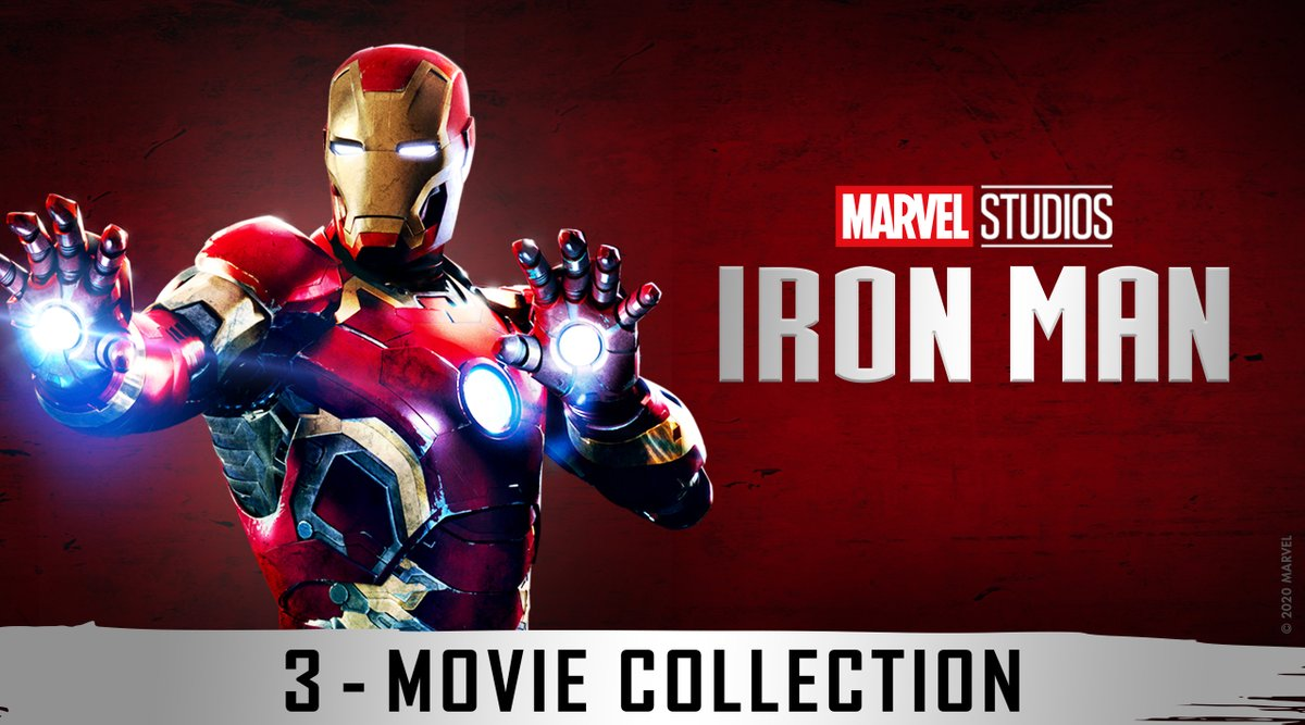 Complete your Marvel Studios collections on Digital Now at a limited-time low price: bit.ly/3jEWIQE