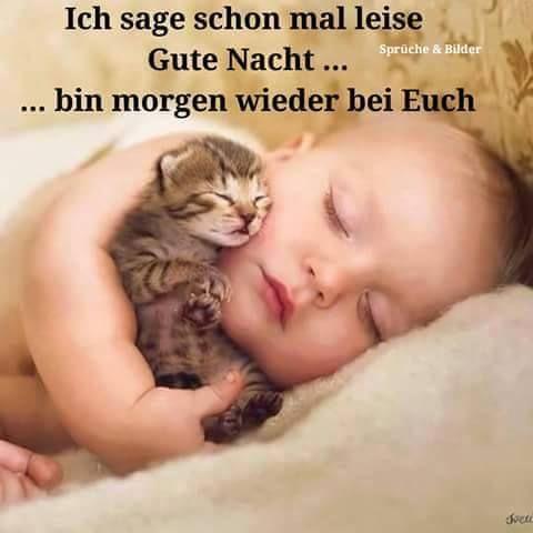 Nacht freundin gute Gute Nacht
