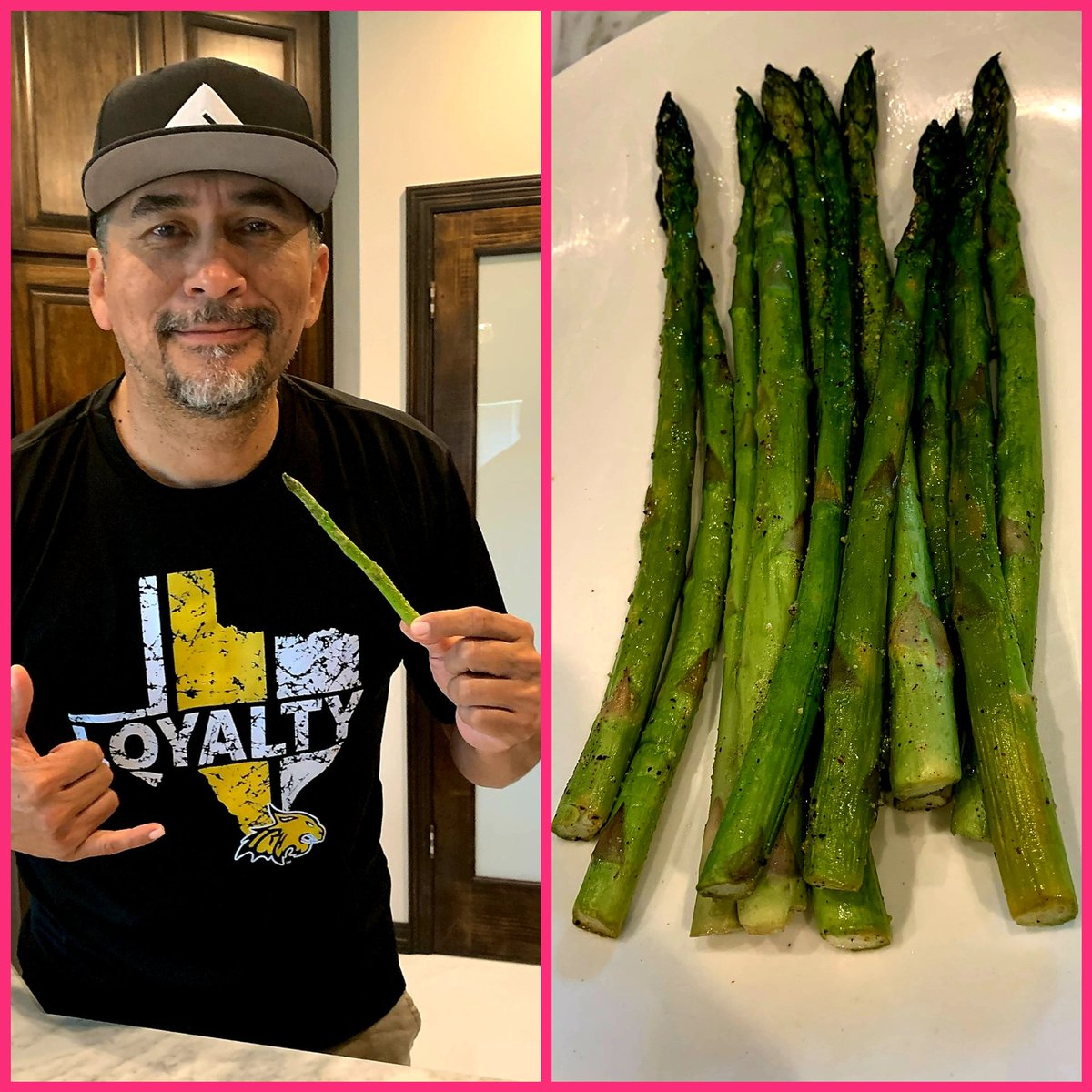 Thank you @Amy_A_Ruvalcaba for the veggie snack! #FitLeaders #StrengthInNumbers