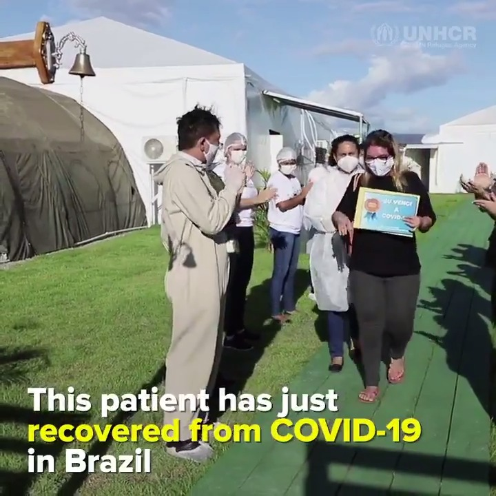 🇧🇷 With Latin America as the current epicentre of coronavirus, here's how our humanitarian teams in Brazil stay and deliver. Learn more: bit.ly/3eWyUo1
