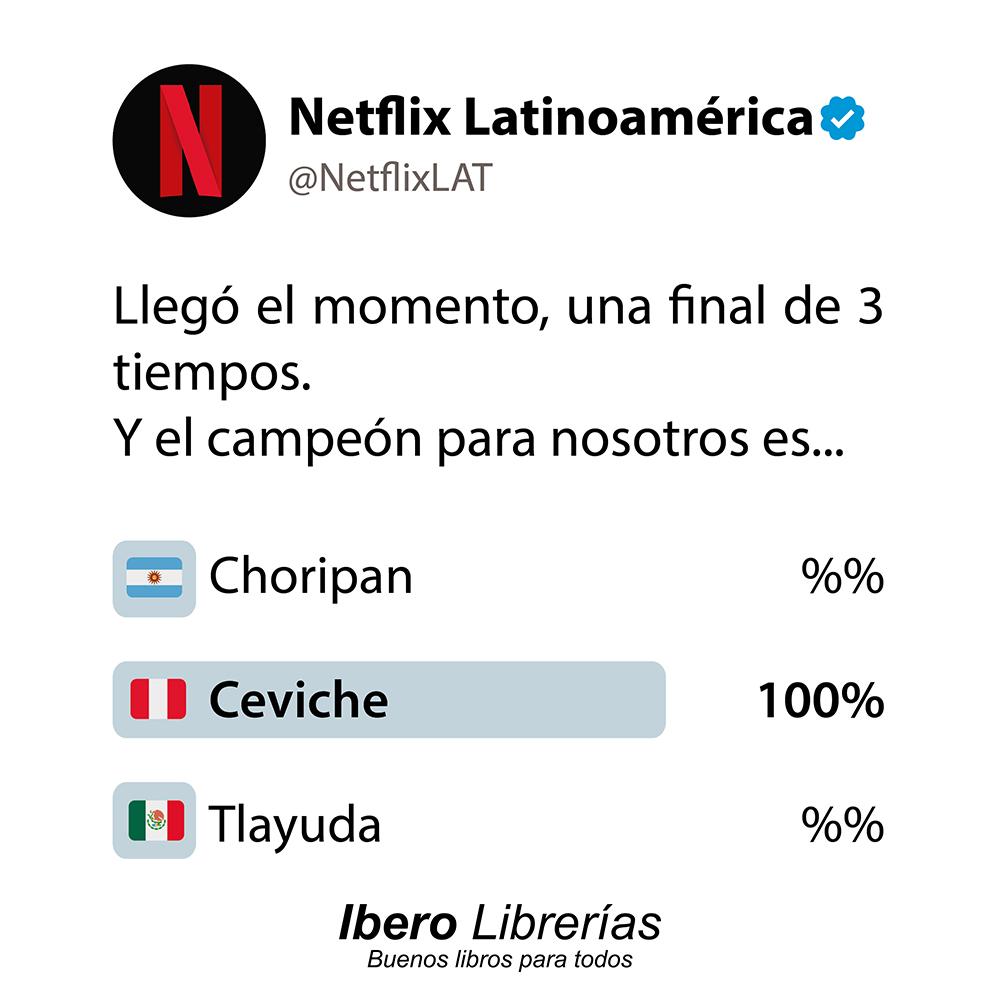En nuestro corazón, el Ceviche siempre será el ganador. 🇵🇪❤️ https://t.co/tdQyGELKBj