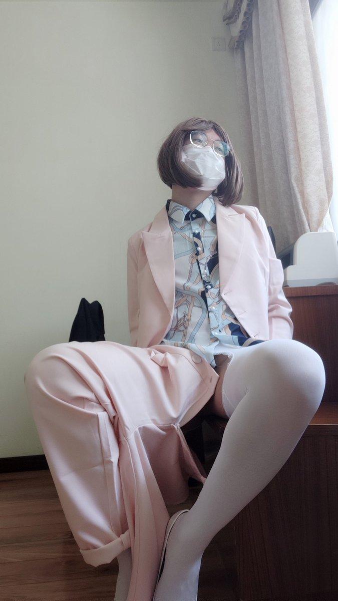 OL白丝 白丝OL性感内衣风骚诱人私拍高清图片- 丝袜美女- 聚影视界