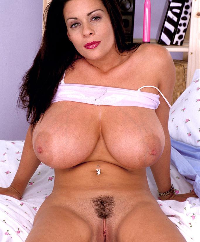 Busty brunette linsey dawn mckenzie fingers her pussy in slutty lingerie