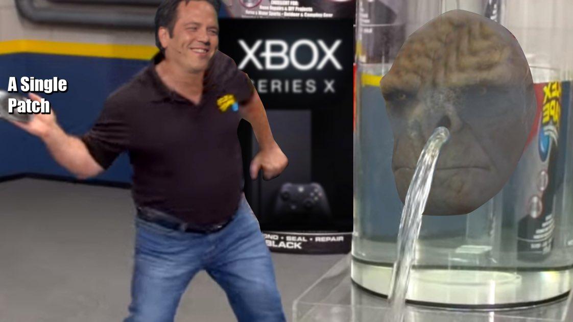 This has to be the best one yet lol #HaloInfinite #XboxGamesShowcase #FlexTape https://t.co/4SSOkFBhdj