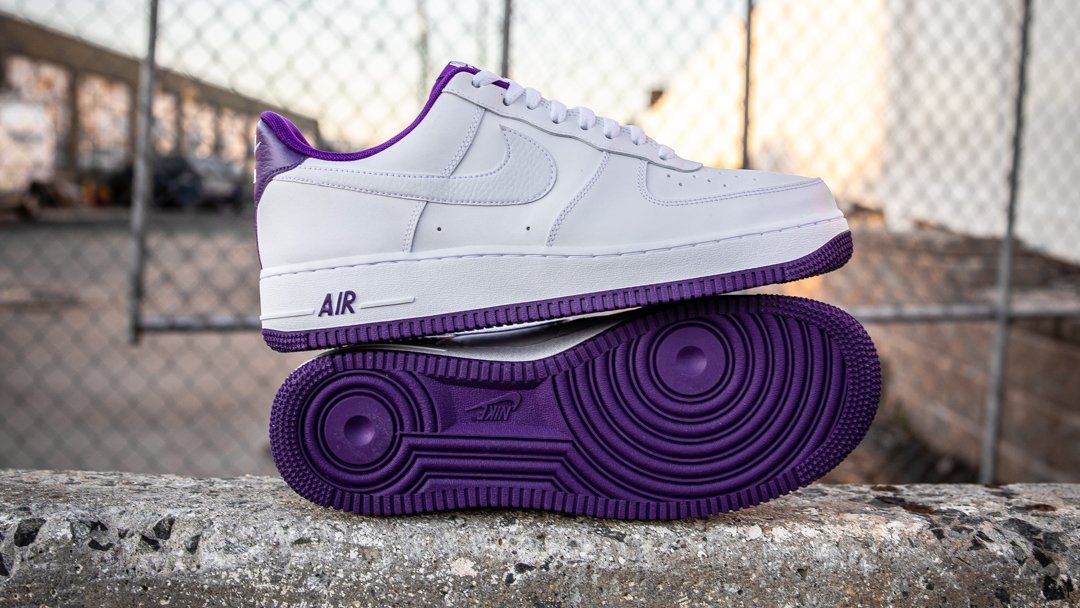 air force 1 voltage purple