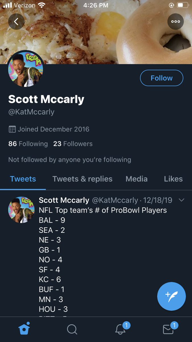 @KatMccarly @BillsQBwatch Bro u really in here with 23 followers 😅🤣 https://t.co/xYGtPggTF3
