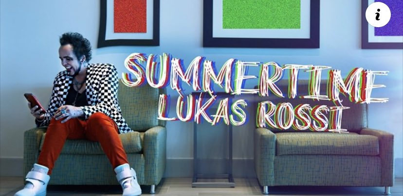 Check out our boy @lukasrossi 's new video! Jonny and Tavis make special cameos, can you find them? #summertime #callmewheneva #lukasrossi   https://t.co/m1nRmAdWuf https://t.co/5l14erGh8U