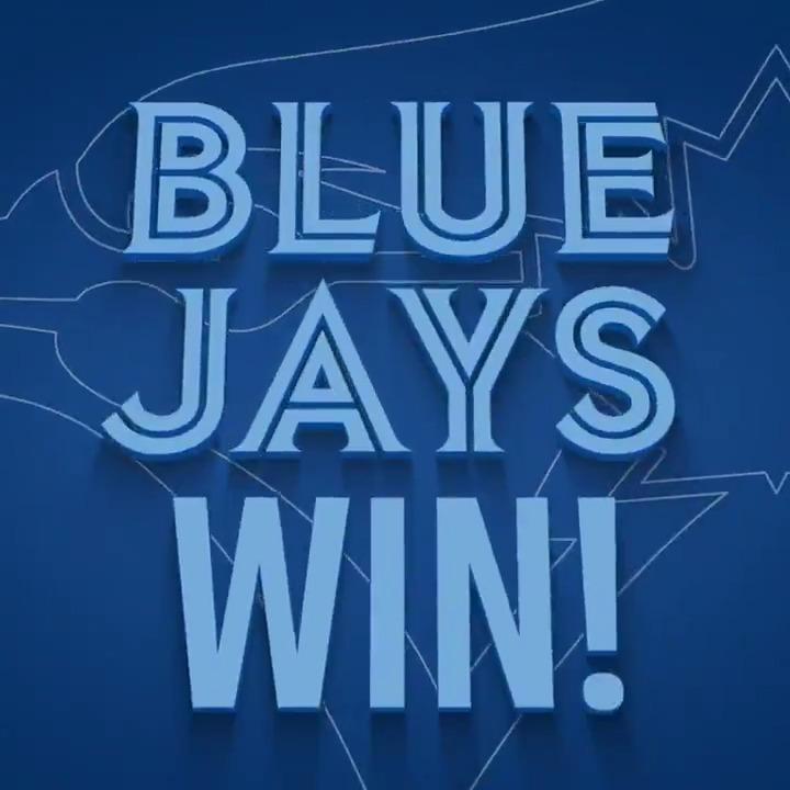 Pheelin' Good 🙌  FINAL: #BlueJays 6, Phillies 3 https://t.co/ax9jPBU7CV