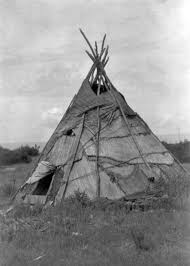 While steel-reinforced houses are more likely to survive winter than tepees, the future surely belongs to tepees whose manufacture consumes a fraction of the energy consumed by wasteful steel mills.
