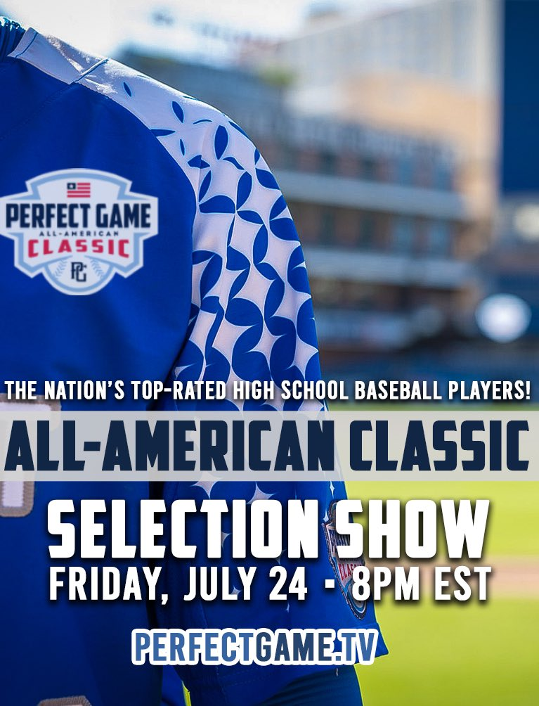 The #PGAAC rosters are being released on http://PerfectGame.TV! Check it out https://perfectgame.tvpic.twitter.com/4Jp7aL7GkK