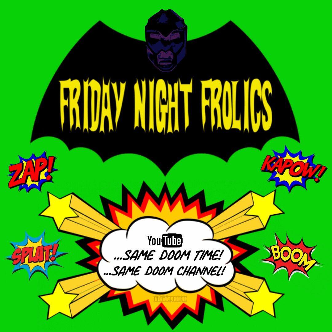 Clip Art Friday Special Evening