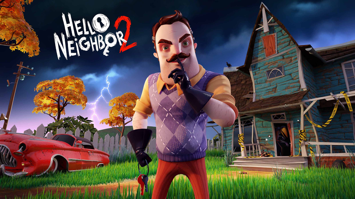 Hello Neighbor 2 Announced