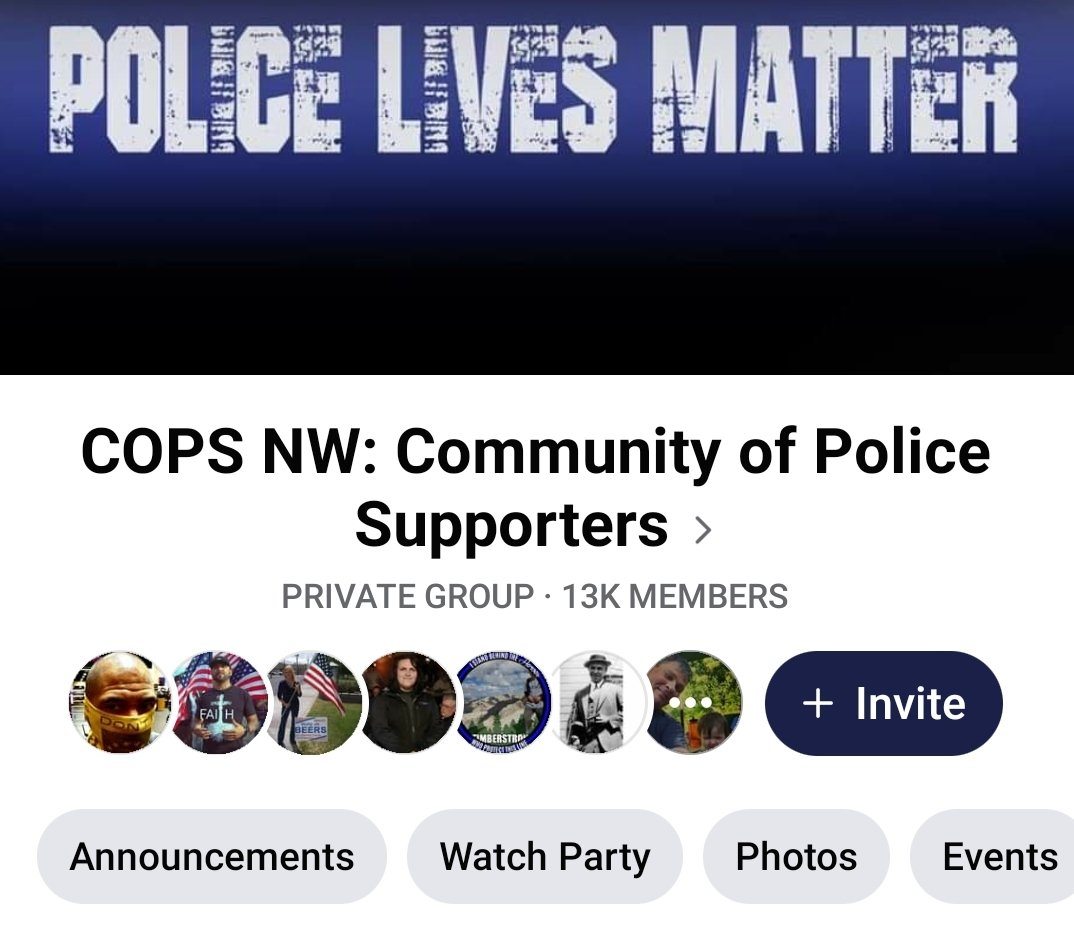 """3/Steve Worley which helps admin """"Cops NW: Community of PoliceSupports"""" FB group with the Price family and boosted by  @LarsLarsonShow. Worley condemned Bend police for supporting LGBTQ community."""