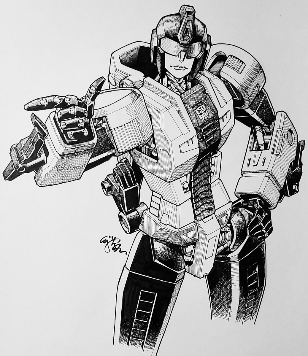 New commission: Dinobot Slash #transformer #transformers #autobots #dinobots #slash #robot #mecha pic.twitter.com/8Uk1J2MMvN