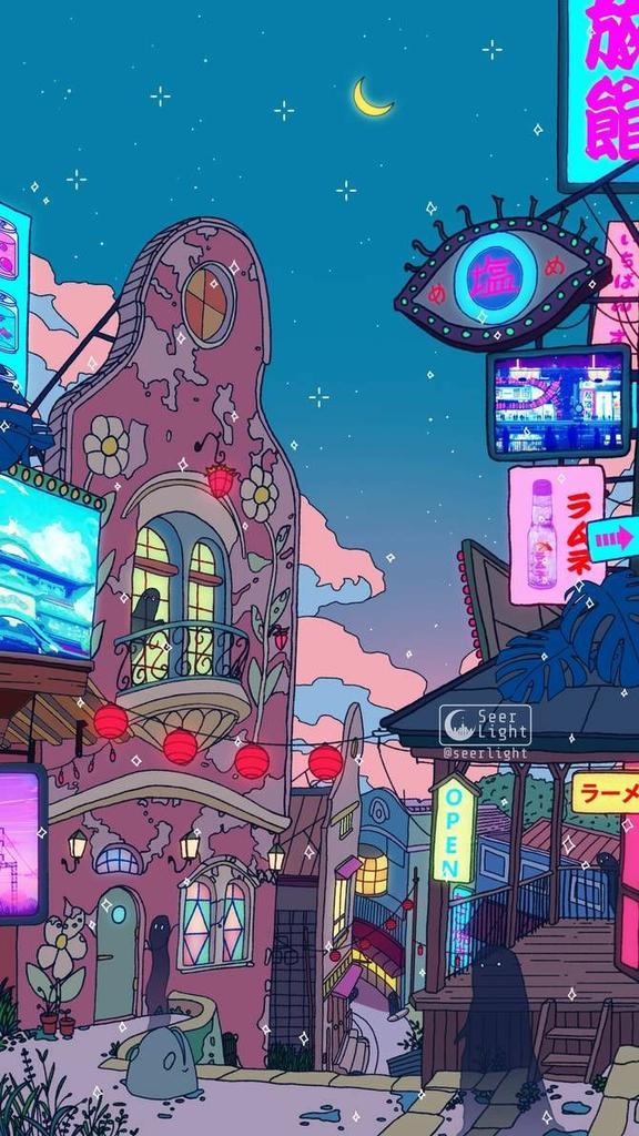 Anime aesthetic wallpaper thread