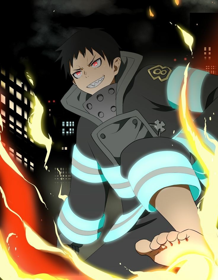 For fire force lovers