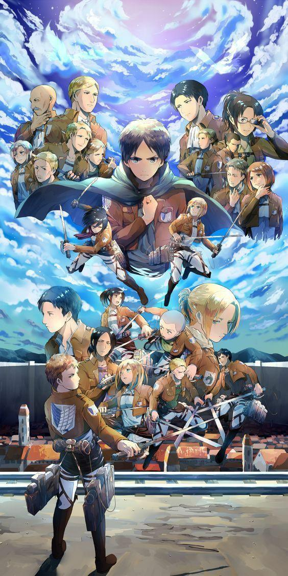 For lovers of AOT