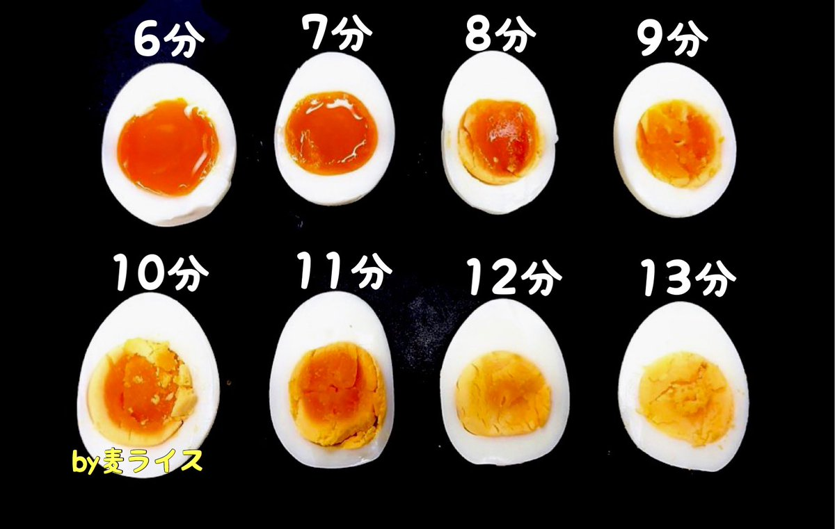 卵 作り方 煮