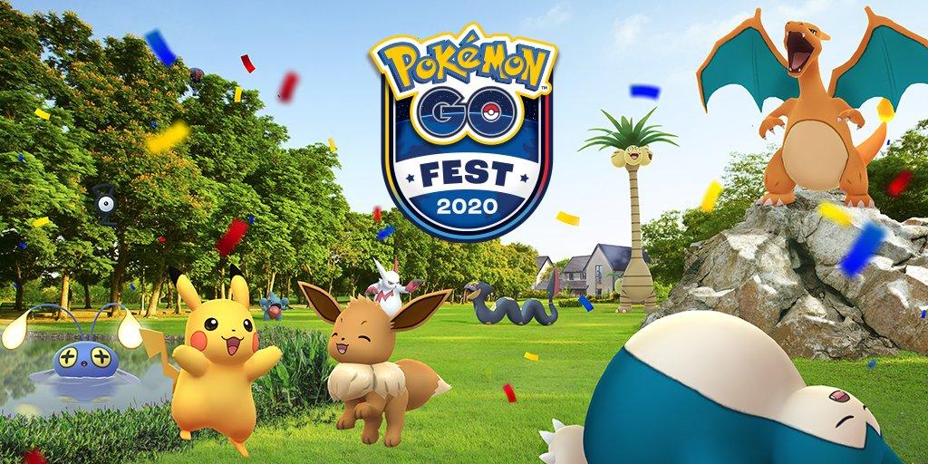 #PokemonGOFest2020