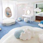 一度は行ってみたい!星野リゾートの「雲スイート」のお部屋が素敵!