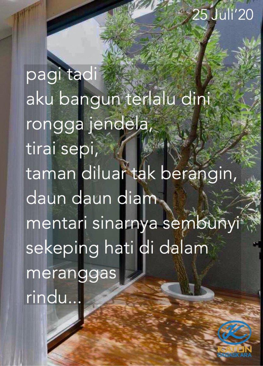 PUISI TANPA JUDUL.. ada yg bisa bantu??  #katonbagaskara #puisi #sastra #sastraindonesia