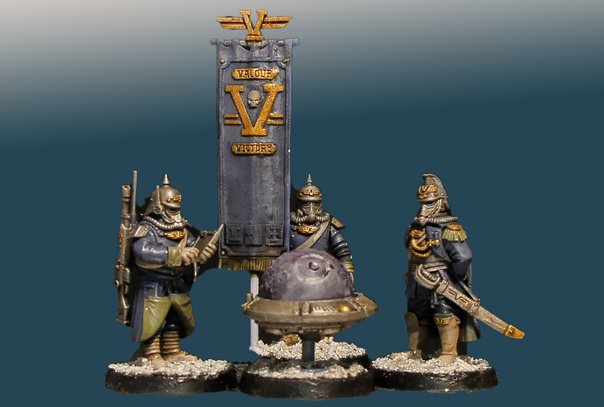 Valor Command by The Makers Cult on Patreon. #Warmongers #warhammer40k #Proxies #dkok https://t.co/WKk4Hz5B3f