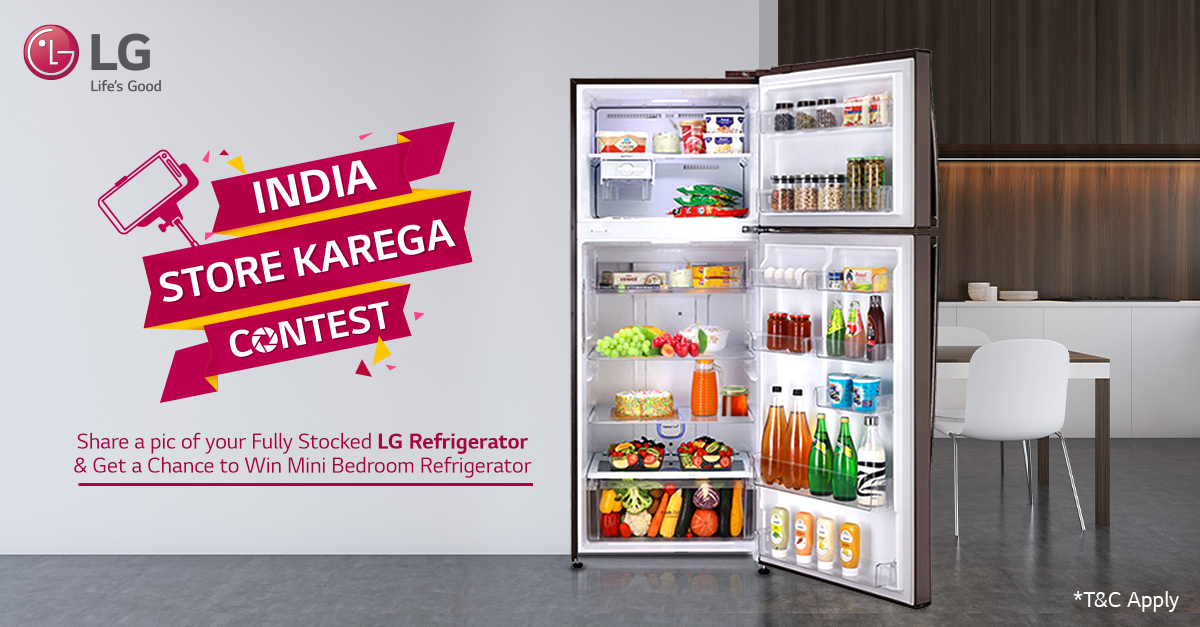 Lg India On Twitter India Is Your Refrigerator Fully Stocked Presenting Lg Indiastorekarega Contest Where You Stand A Chance To Win A Mini Bedroom Refrigerator So Don T Wait Checkout The Contest On,What Does Complete Color Blindness Look Like