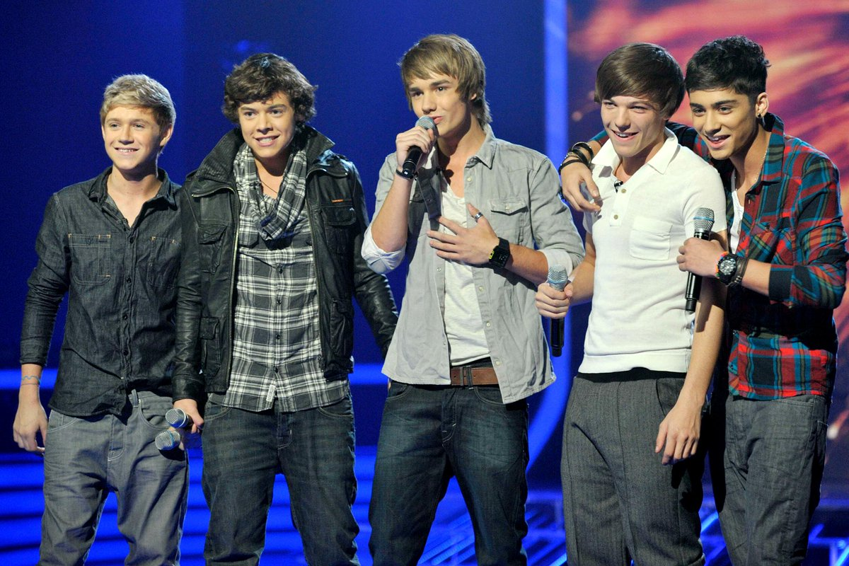 Where it all began #10yearsOf1D