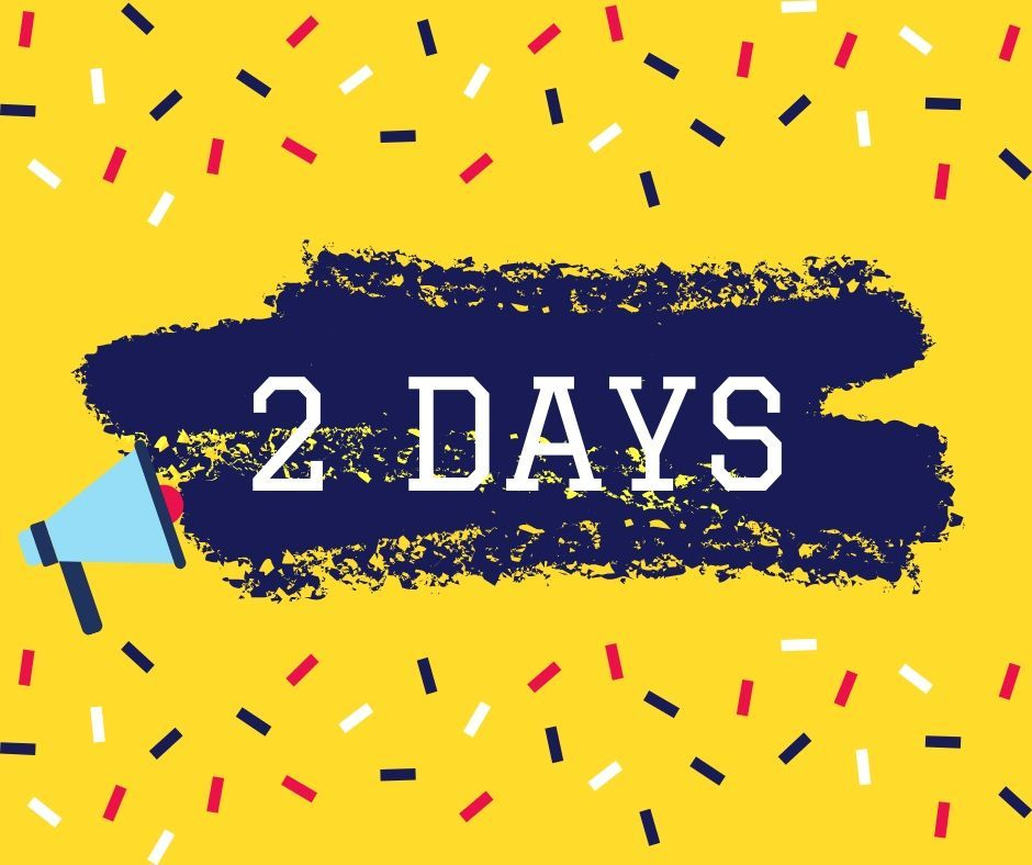 We are just 2 DAYS AWAY from virtual College Signing Day and we can't wait to see everyone! 💛 What makes for the perfect weekend activity? Completing the fun prep activity with your scholar(s) prior to Monday's fun! 😁🎉 #rhlife #collegesigningday https://t.co/M3Sp3jhMVL