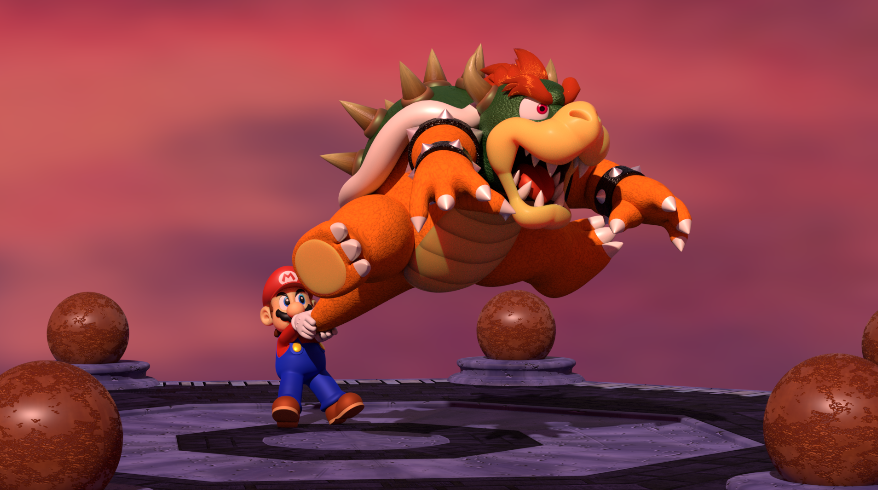 Sm64 Render96 On Twitter A Render Made By The Wonderful Charro 64 Check Him Out