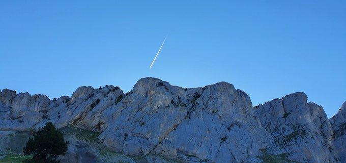 Desde la #Foratata esta mañana. #pirineos #valledetena