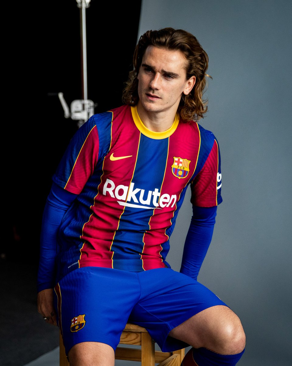 Fc Barcelona On Twitter Rate Our New Kit From To