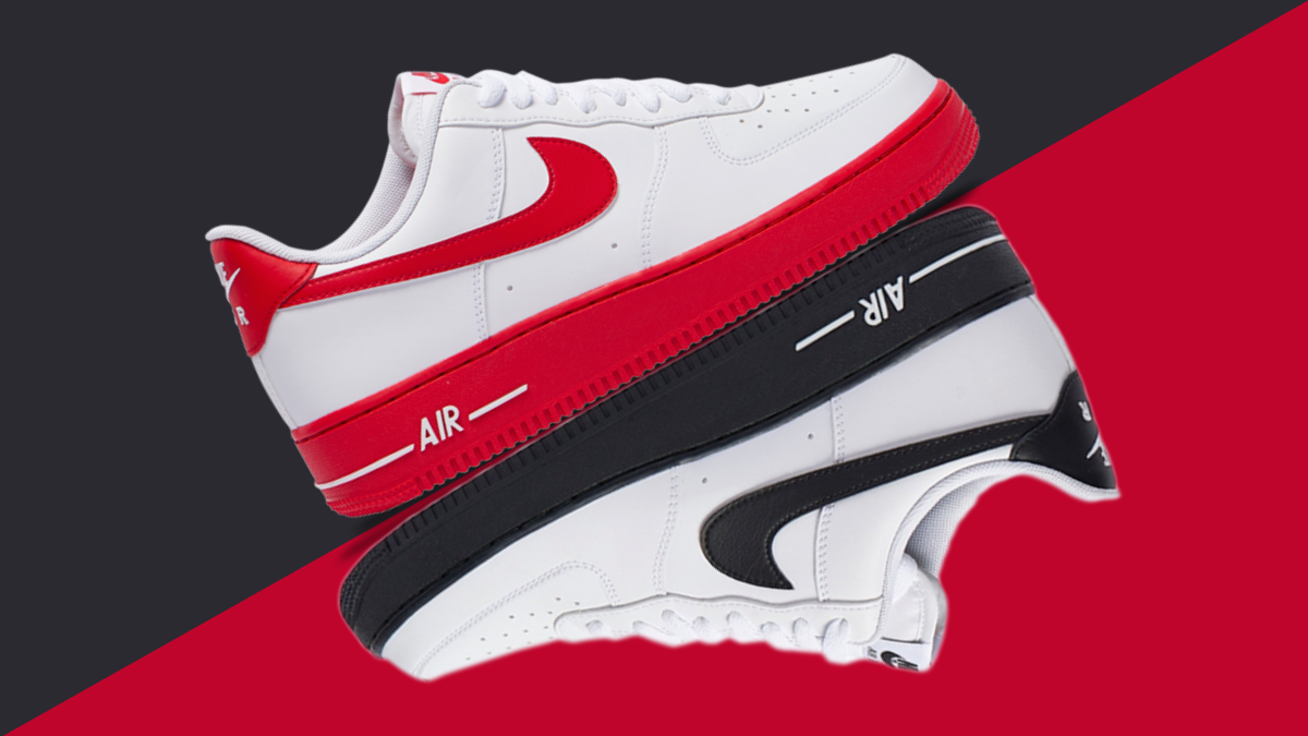 Sneaker Drop On Twitter Nike Air Force 1 Low Sole Pack Is