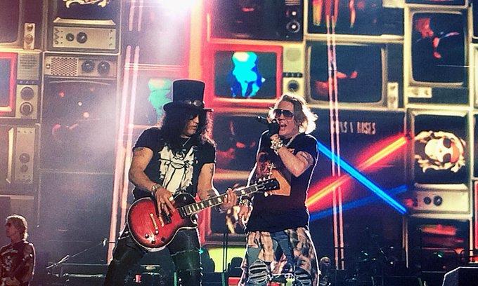 Happy Birthday Slash!!!