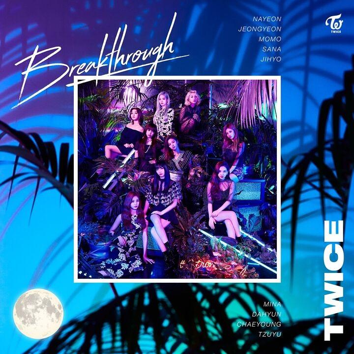 #INFO[24.07.20]🍭 Hace 1 año TWICE lanzó su quinto single japonés, Breakthrough. Llegó a Billboard Japón Hot 100, #2 en Oricon y entró en Billboard World Digital Song Sales en #11. Más tarde fue certificado por la RIAJ por vender más de 250,000 unidades . Cr: TWICEANALYTICS ✨ . https://t.co/hplcymaojn