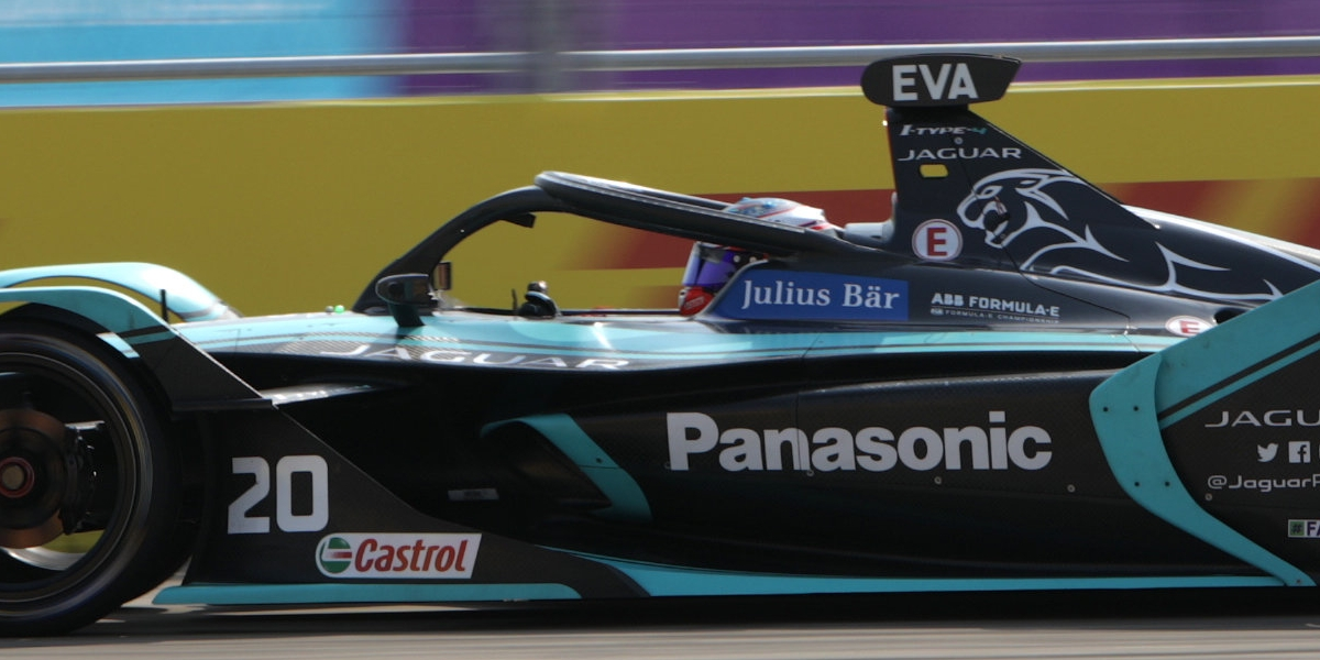 Back for Round 9 around the traditional track configuration @mitchevans_ and @JaguarRacing showed much better form in #Quali. P2 in his group. P11 overall and his starting position for the race.  #BerlinEPrix 🇩🇪 #SeasonSixFinale #ABBFormulaE #JaguarElectrifies #ME20 https://t.co/pD3icBs14D