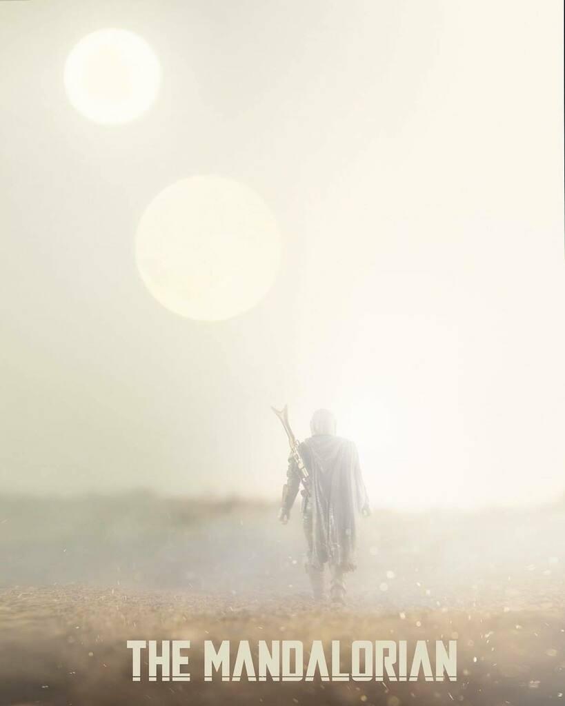Great work here from @adominguezlavin  use #starwarstimeshow for features #themandalorian #starwarsart #starwarstoypics https://instagr.am/p/CDqzGhPg5rm/pic.twitter.com/4mhlNTsVwN
