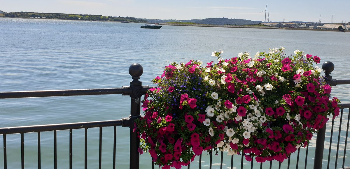 Cobh, Co. Cork is spectacular in the sunshine today. https://t.co/uNVbbUZzfV